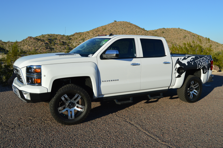 2015 Chevy Reaper Az Sports Amp Lifestyle Magazine